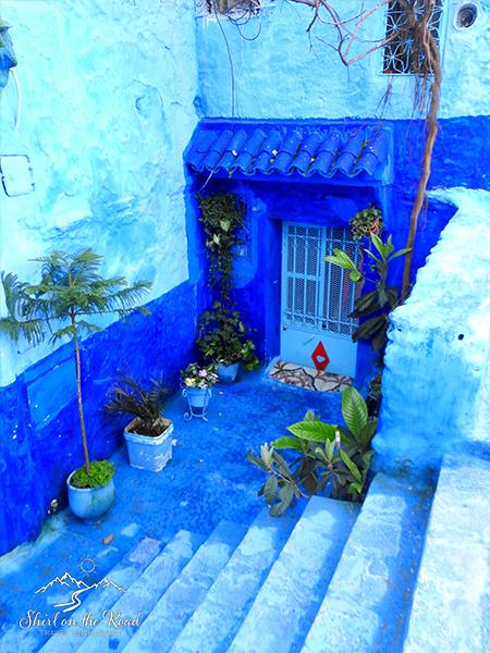 Morocco – Blue City